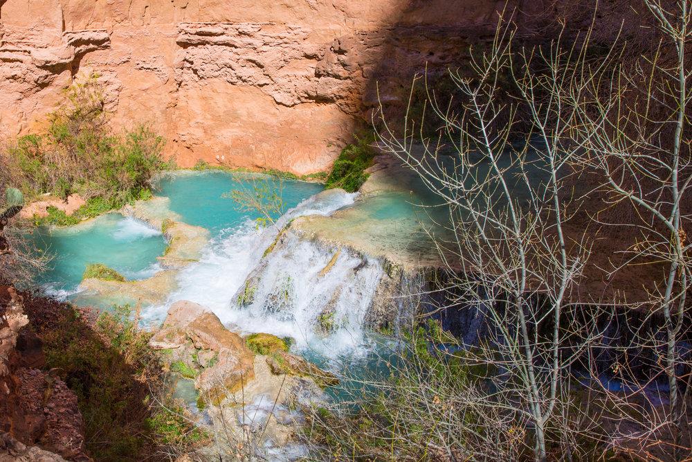 Havasu Falls, Havasupai, Havasupai Tribe