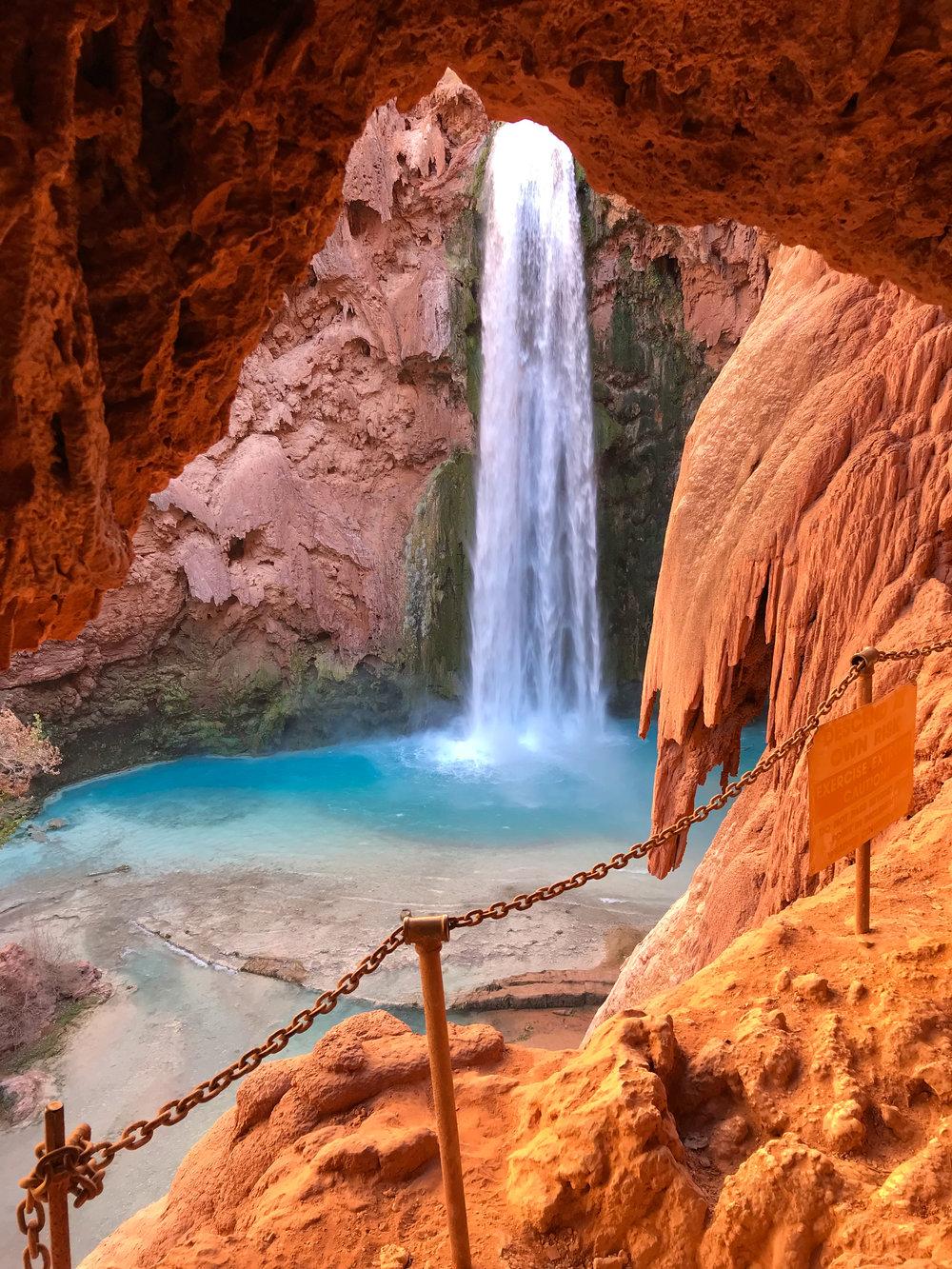 Havasu Falls, Havasupai, Havasu, Arizona, Travel Arizona,
