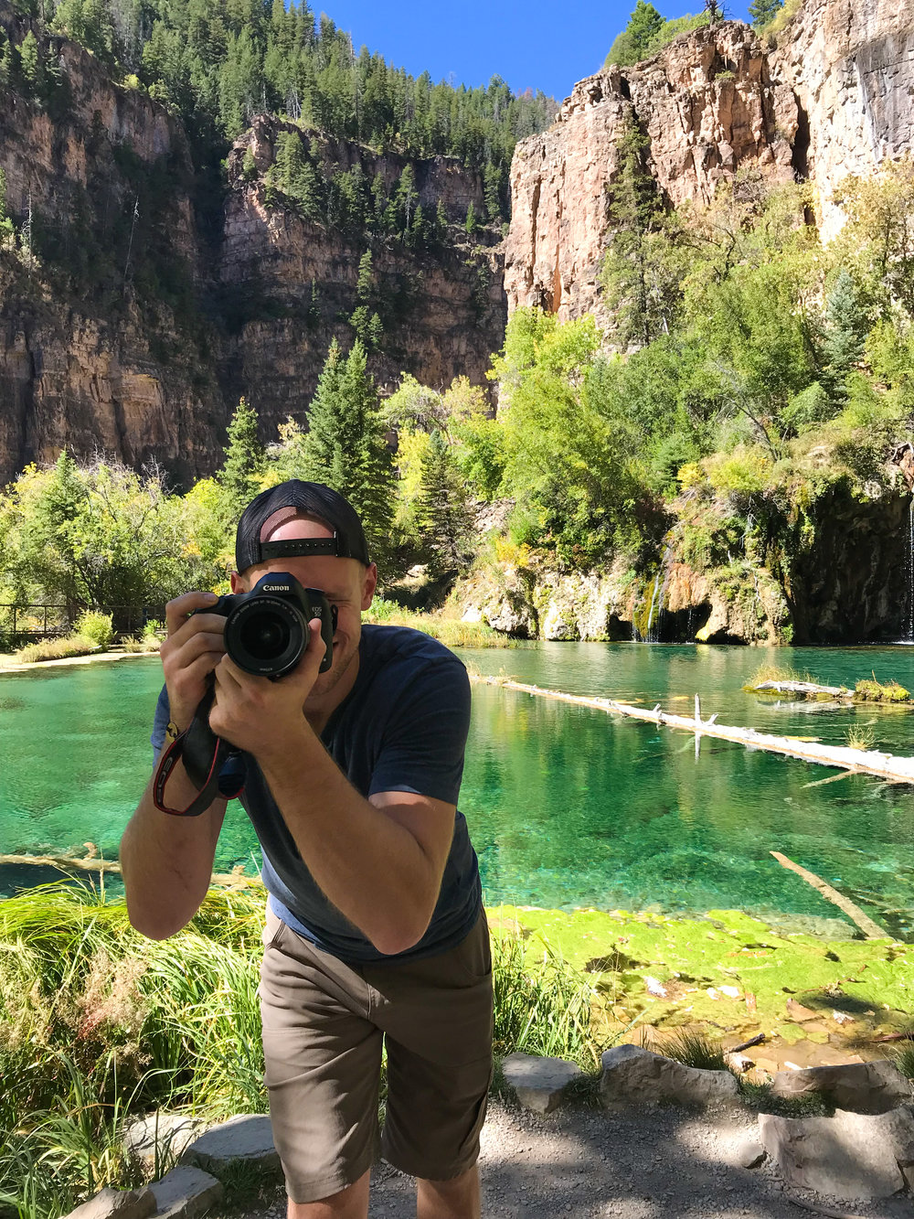 Hanging Lake, Colorado, Hiking, Outdoors, Define Fettle, Travel Blog, Denver to Moab,