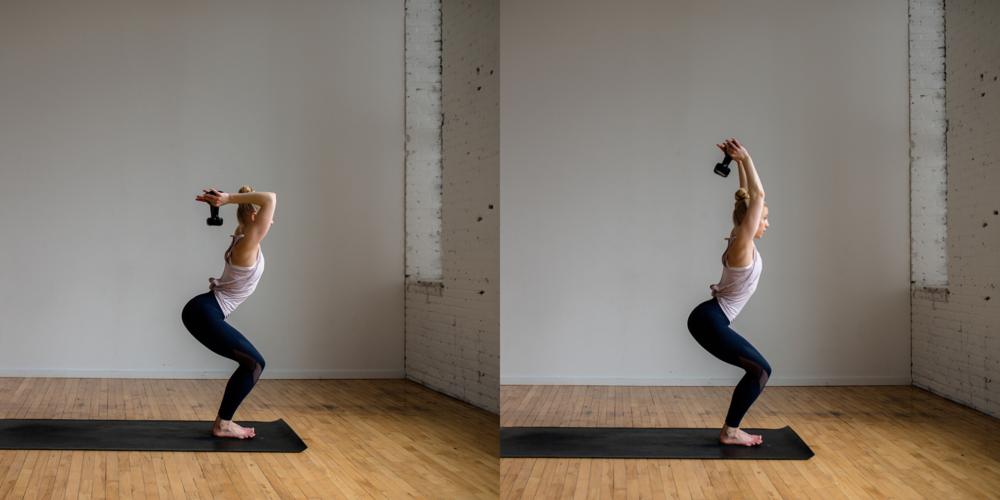 Yoga Sculpt Circuit Workout, Define Fettle, Workouts, Home Workouts, 30 Minute Workouts, Exercise, Home Exercise, Chair Squat,
