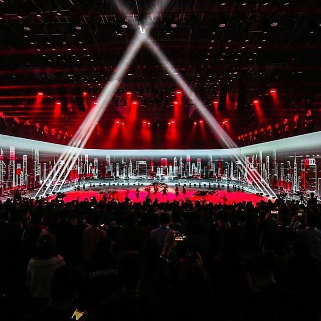 Had the pleasure of creating some custom music and sound design for the @audi A6L launch event in Shanghai earlier this month. Big thanks to the team who put on this incredible event 🚗 @zeeorzed @jason_kirby_time @superbonfire