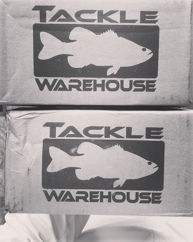 Opening the door to find these on your porch is nothing like feeling a fish slam your bait...but these baits open the door to making many memories on the water!  @tacklewarehouse @strikekinglurecompany @jackall_usa @rapalausa #puremichigan #bass #largemouthbass #smallmouthbass #walleye #fishing #fish