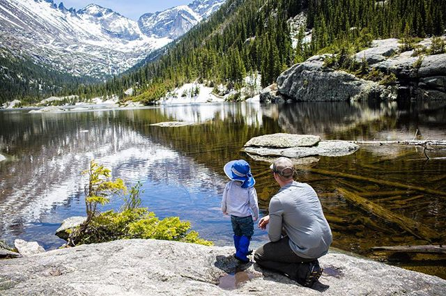 Happy Father's Day to all of you dads out there. While this is a day to be celebrated, I'd like to encourage you to be introspective and evaluate your responsibilities as a father. Be purposeful and intent in your actions and you'll leave a wake of inspired and fulfilled lives as part of your legacy here on earth!  #mountains #inspiration #purpose #fathersday #hiking