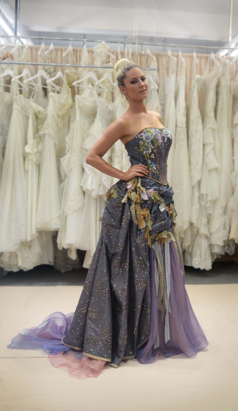 Custom made Bridal dresses