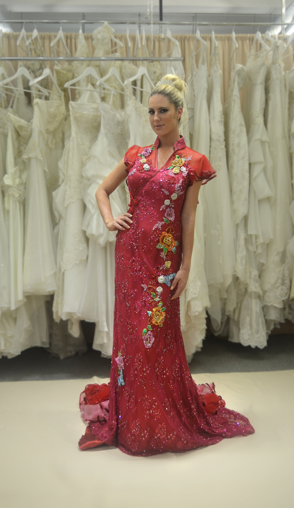 Unique Brisbane wear, wedding dresses, formal dresses, custom made bridal dresses in Brisbane.