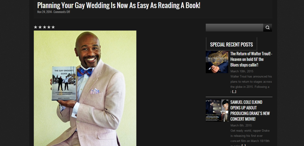 Planning Your Gay Wedding Is Now As Easy As Reading A Book    THE LEVITY BALL.png