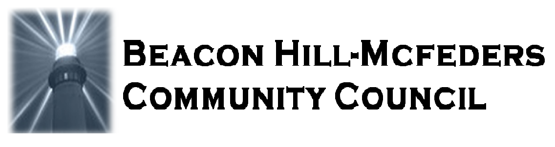 Beacon Hill-McFeders Community Council