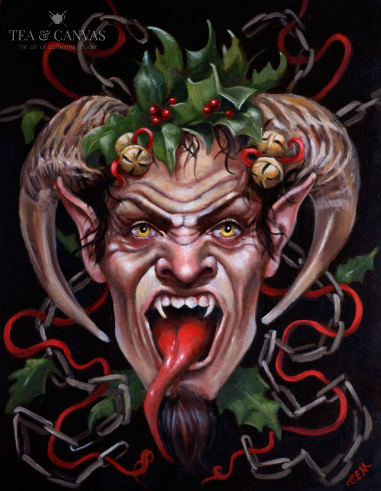The Christmas Demon