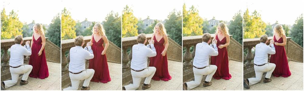 ERidian Hill Park Washington DC surprise engagement Natalie Jayne Photography
