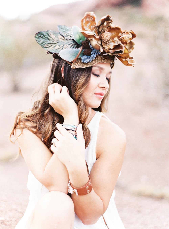 Scottsdale-Arizona-boho-bridal-desert-session-film-contax-645-by-Natalie-Jayne-Photography-image