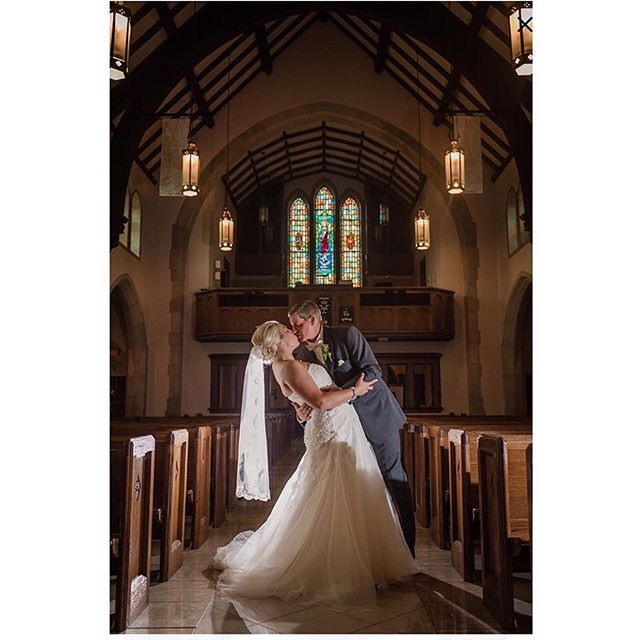From a gorgeous wedding two weeks ago. #ocf #offcameraflash #brideandgroom #stlbride #brideandgroom #weddinginspiration #stlwedding #stlweddingphotographer #havecamerawilltravel #destinationweddingphotographer #stainedglass #photographerlife