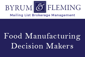 Food Manufacturing Decision Makers.jpg