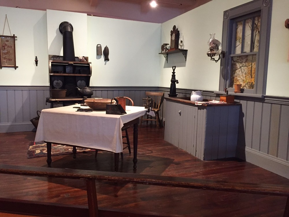 1880s kitchen from Henry Ford Museum - Dearborn Michigan