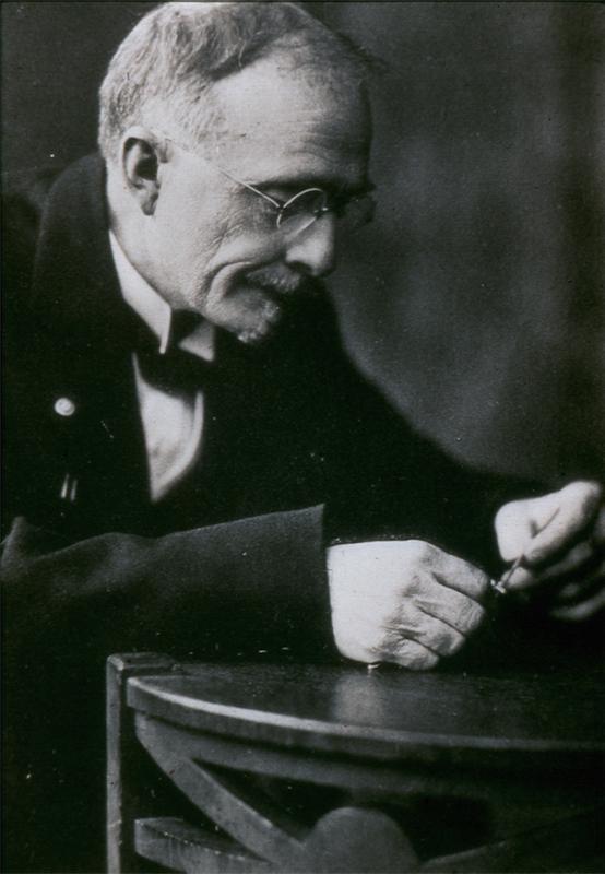 Chevalier Jackson, Sr.