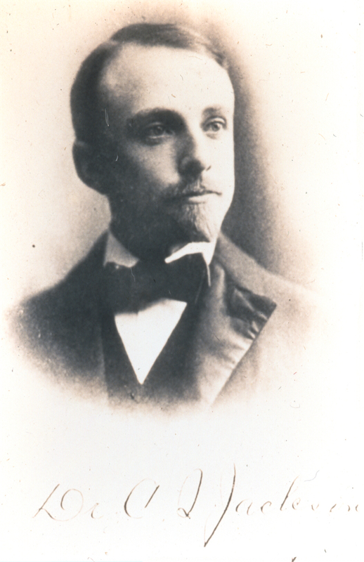 Early C.L. Jackson