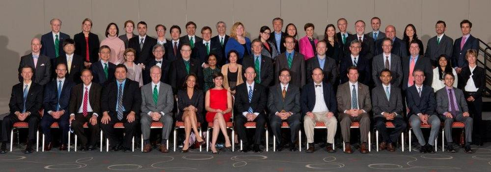 ABEA 2015 Member Photo at COSM Boston, MA