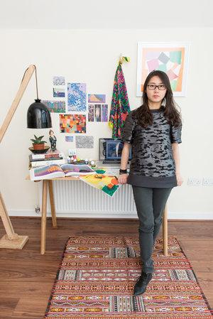 Artimos - Kelin Yue,Designer