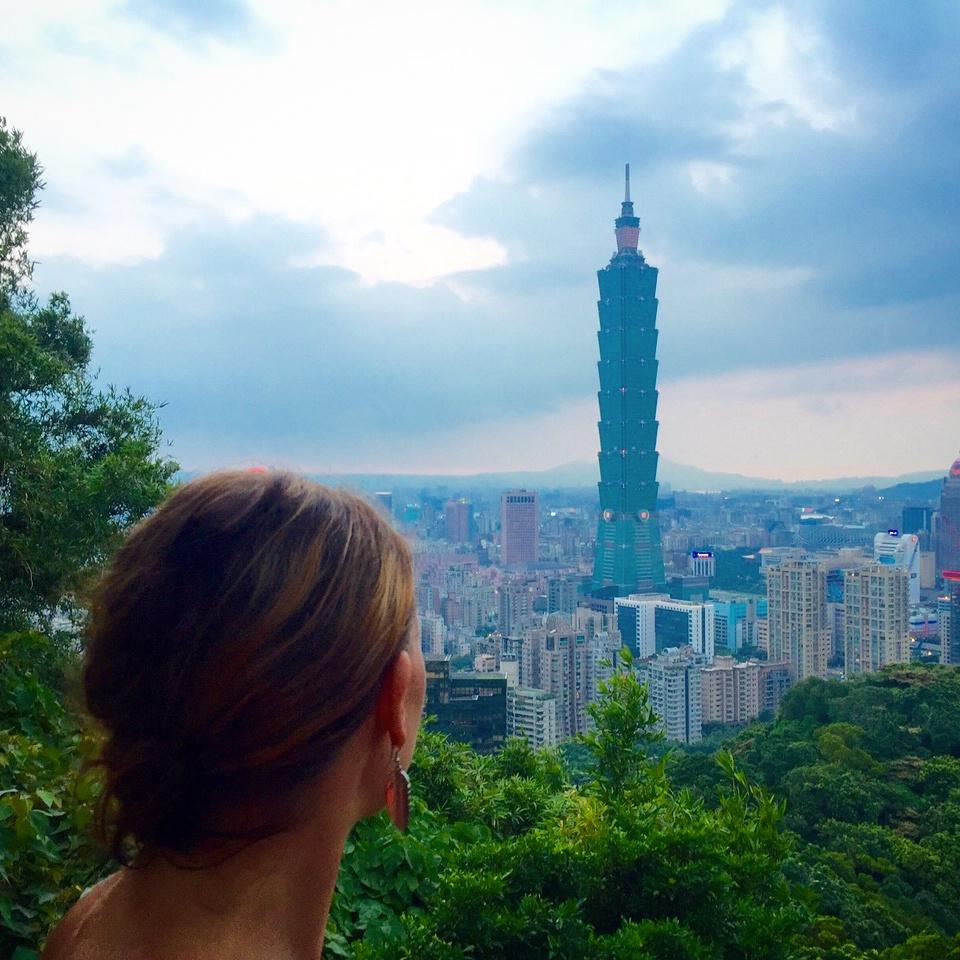 Taipei oli yksi Aasian reissun kohokohtia