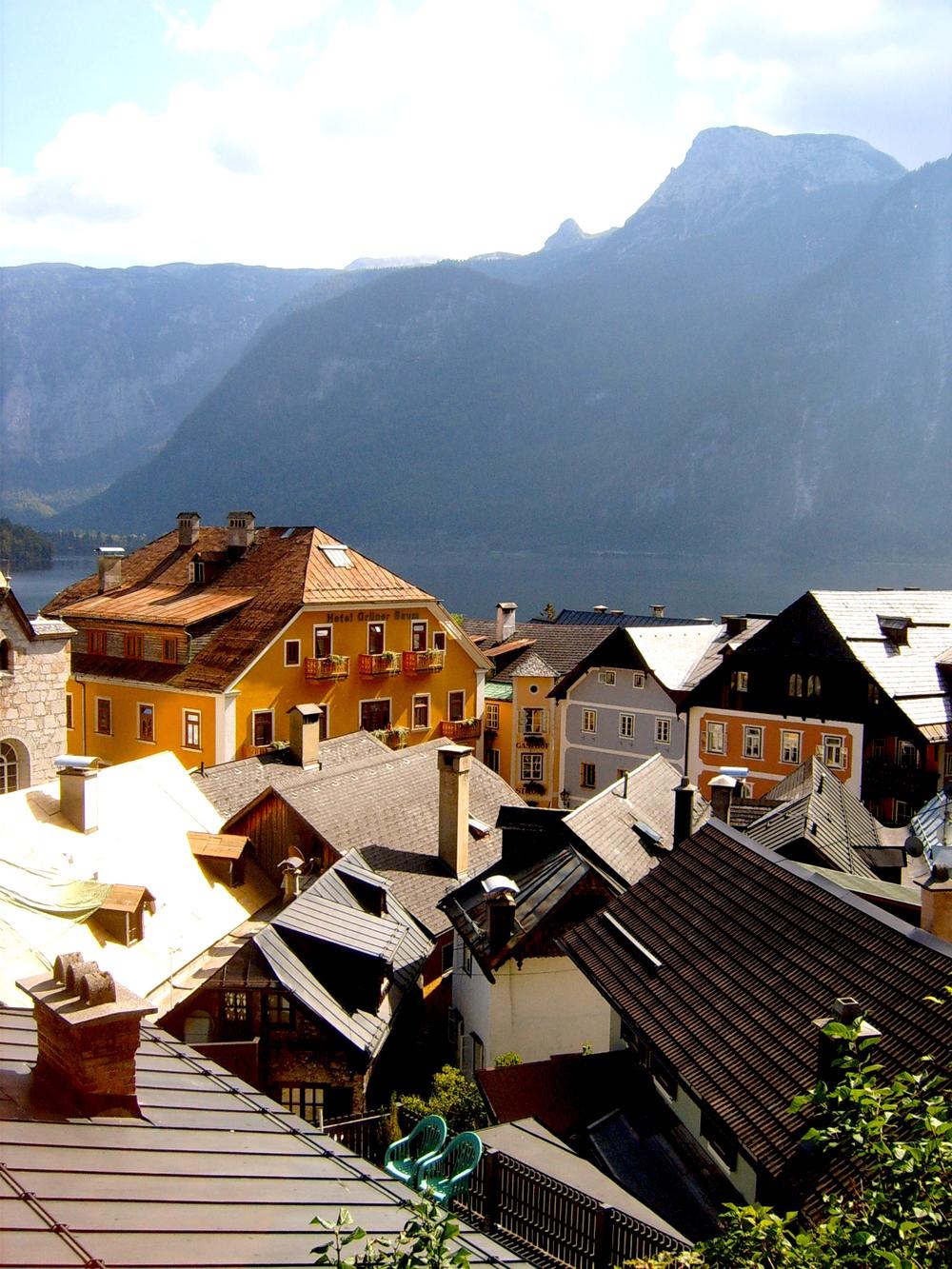 Hallstatt, Itävalta