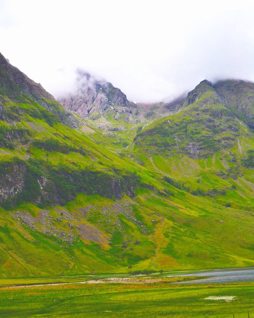 Satumainen Skotlanti oli kesäkuun kohde