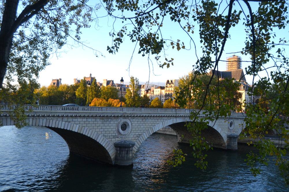 Tämä kuva on Pariisista, joka ei minua niinkään sykähdyttänyt