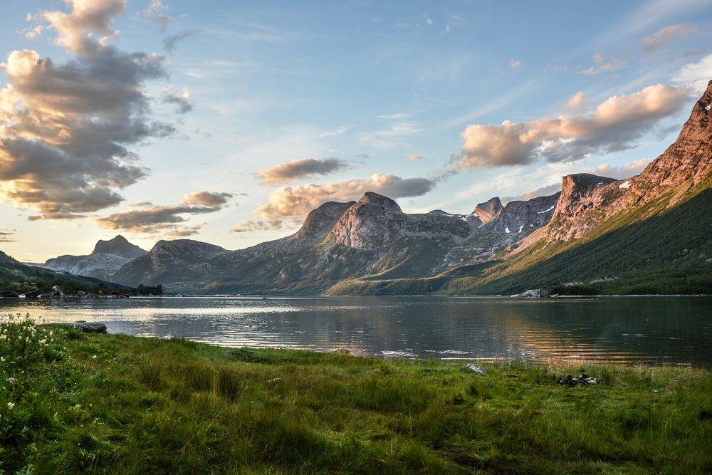 Norjan upeita maisemia. Lähde: Monicure / Pixabay