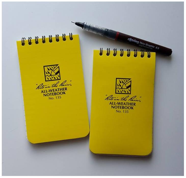 connoisseur notebooks