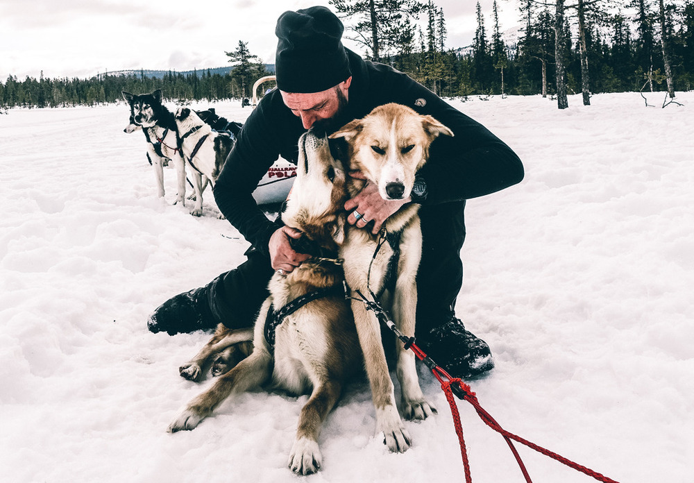 fjallraven polar expedition dogs musher