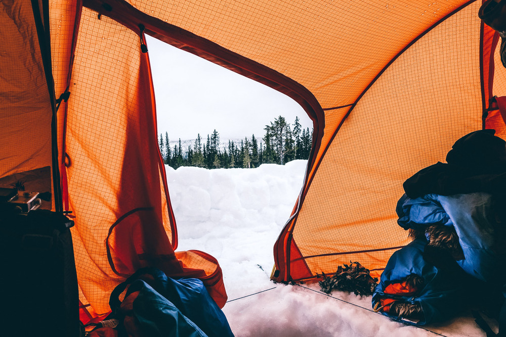 fjallraven polar expedition tent