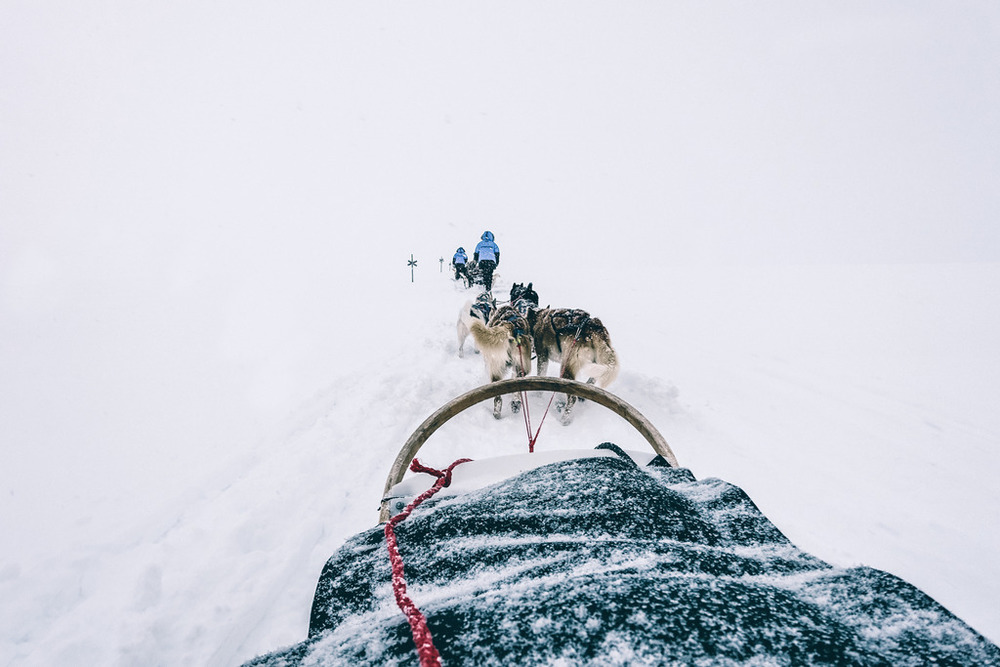 fjallraven polar expedition action shot 2016