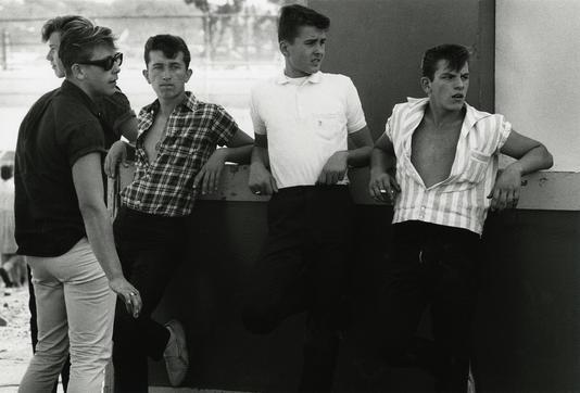 Coney Island, 1963.