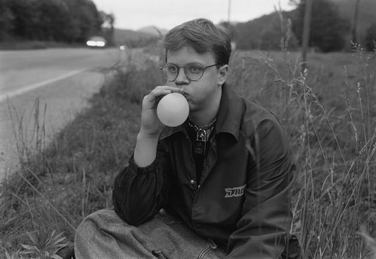 Highway 441, Georgia/North Carolina State line, 1997.