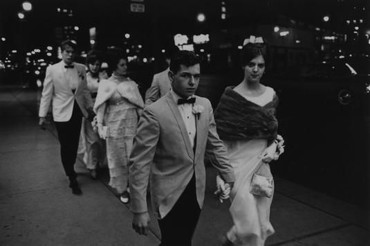 High School Prom, Detroit, 1968.