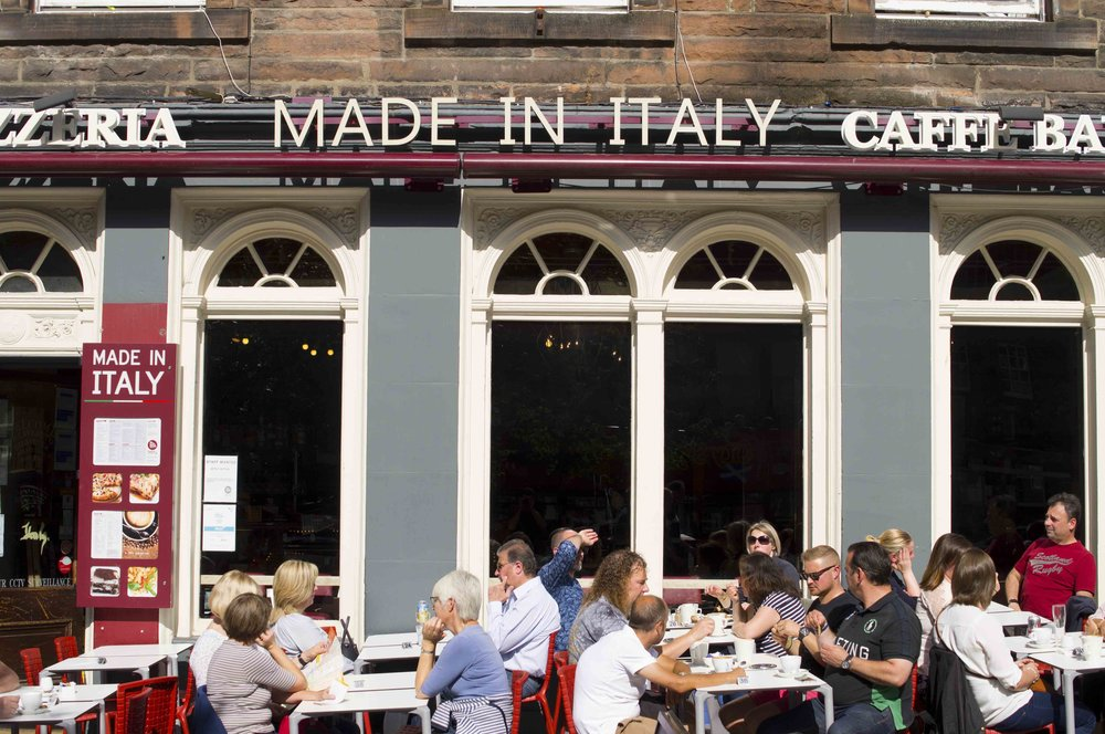 Made In Italy Cafe and Pizzeria