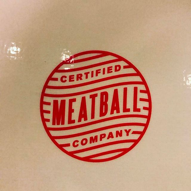 Enjoyed @certified_meatball in #Boston tonight 🍖🏀 #meatball
