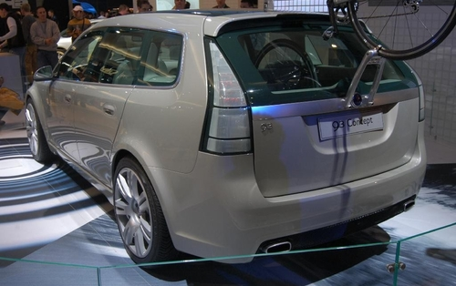 Saab Automobile AB CEO Senior Engineer Advanced Concept