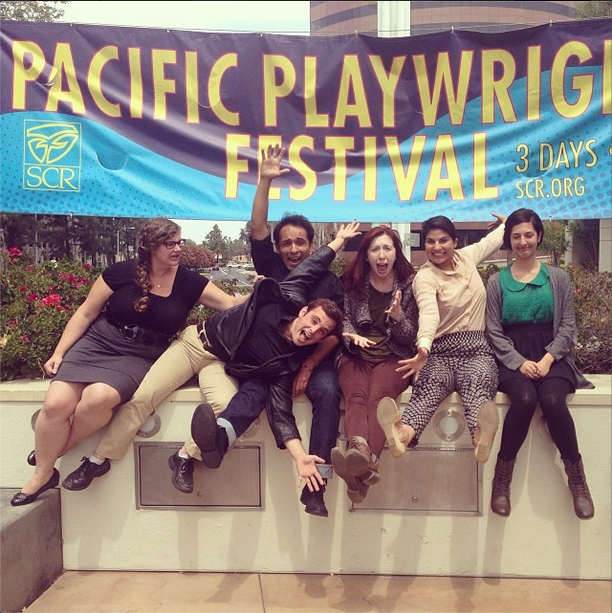 Pacific Playwrights Festival, South Coast Repertory (2014, Production Assistant)