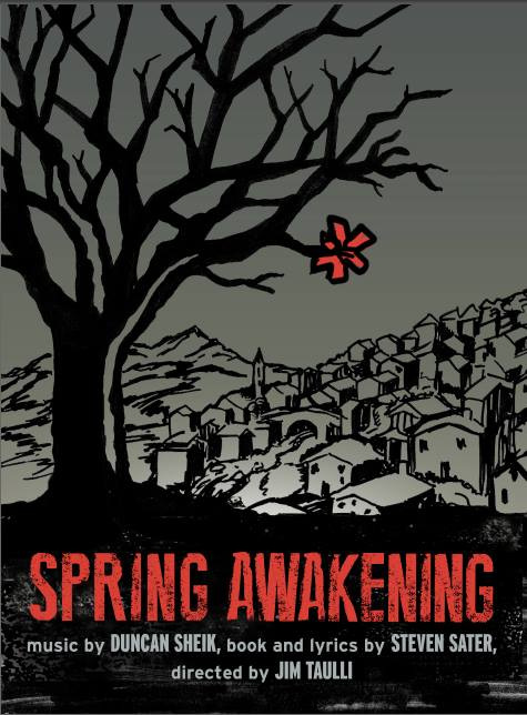 Poster for Spring Awakening
