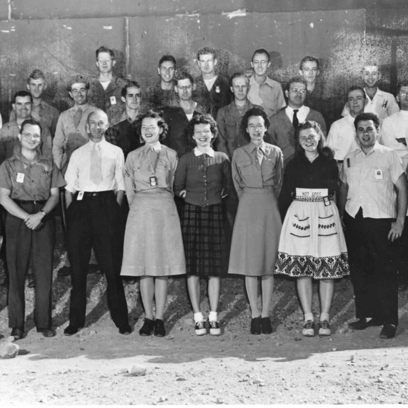 Employees of Los Alamos