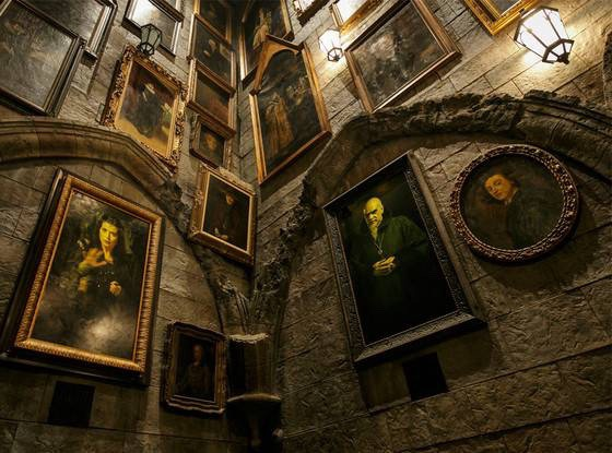 Harry Potter portrait wall.jpg