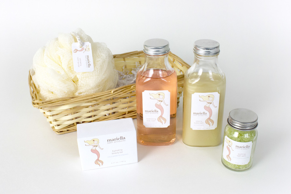 Mariella Bath Products — Danielle Humphrey