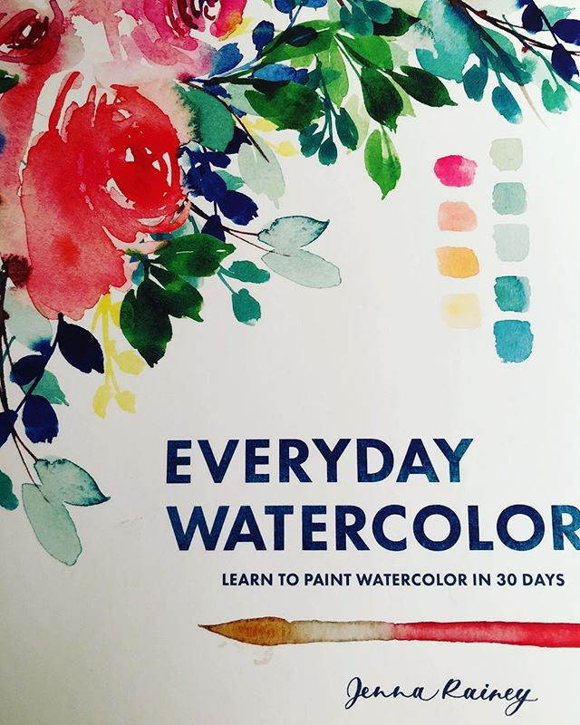 Today I start this journey to learn the basics of watercolor in 30 days. I will be posting my daily exercise everyday. Some may look awful, some not so bad, but either way I'm going to share the process. I'm so excited because I've had this yearning for a while to learn and combine my calligraphy with watercolor. @melissapher and @fpmmac and @withlovefrommary have inspired me so much. If you don't follow them you should. Their work is off the charts amazing. #everydaywatercolor #watercolor #beginningwatercolor #30daywatercolorchallenge #happy #excited #love