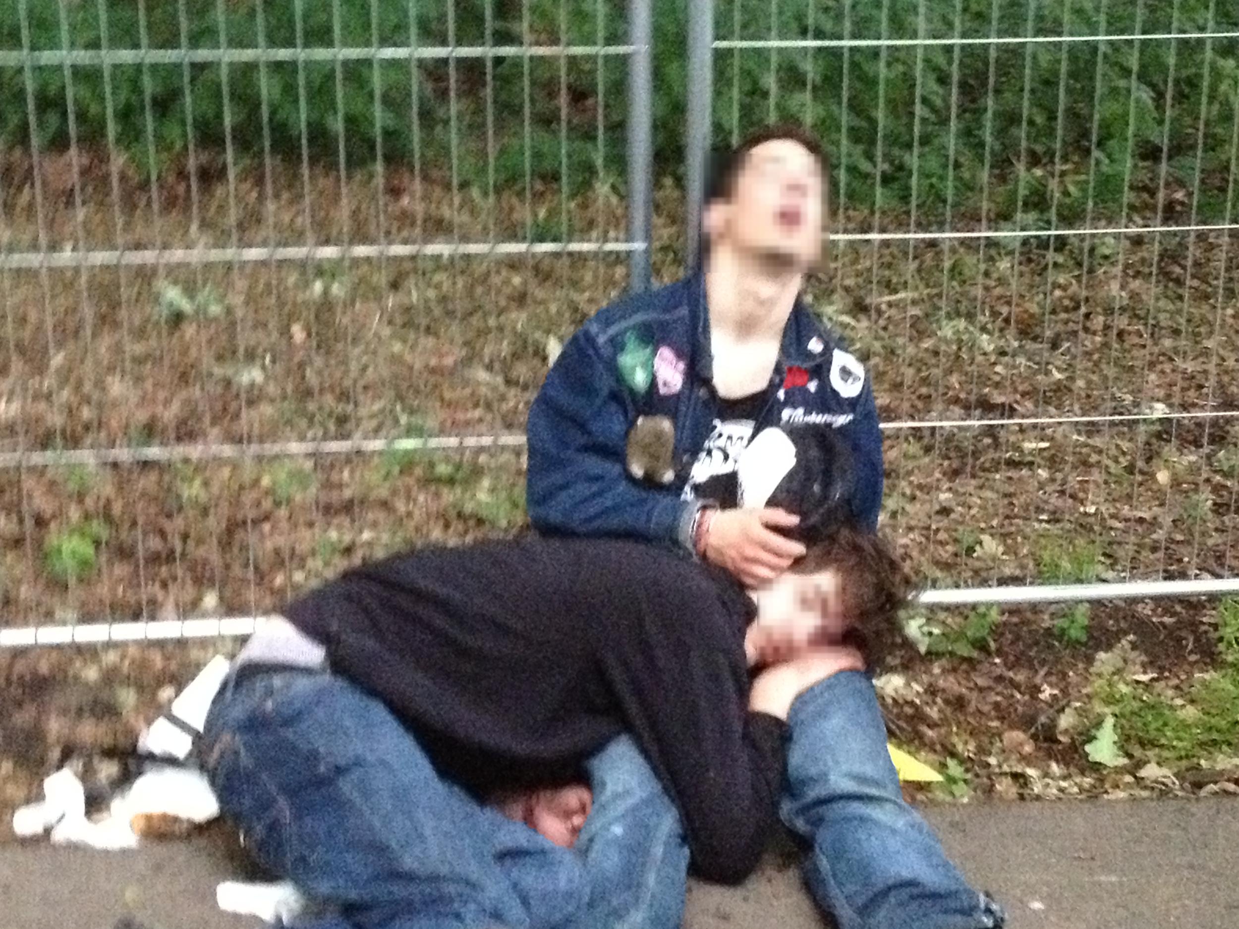 Irgendwelche Dudes (Rock im Park 2012)