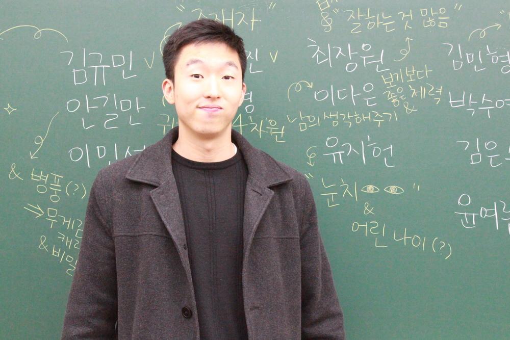 따뜻한 중재자 박정진 멘토  경희대학교 재학