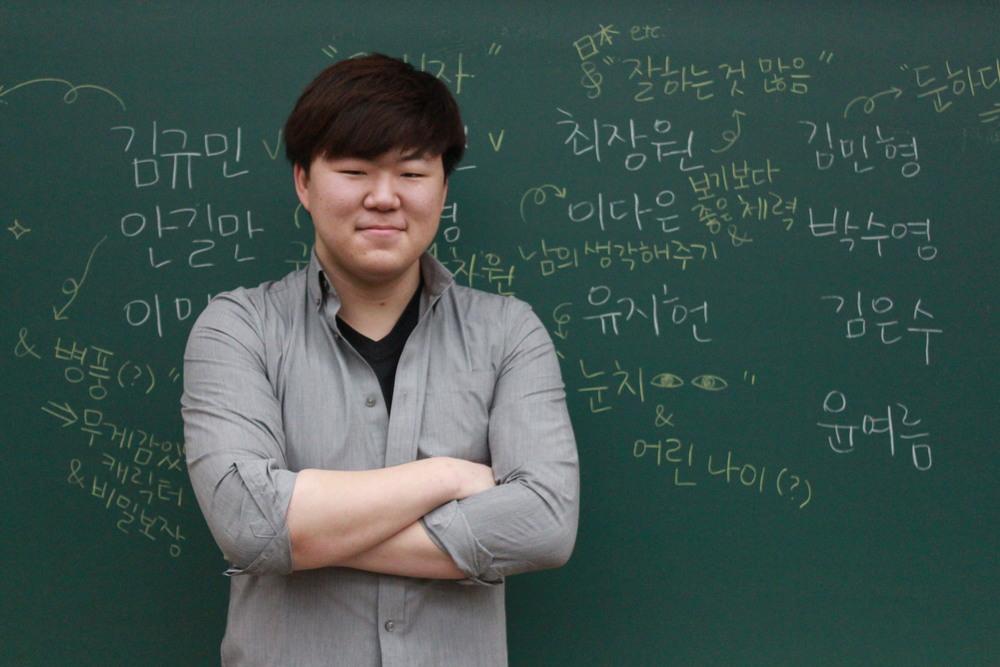 다재능 기네스북 소유자최장원 멘토  서강대학교 재학
