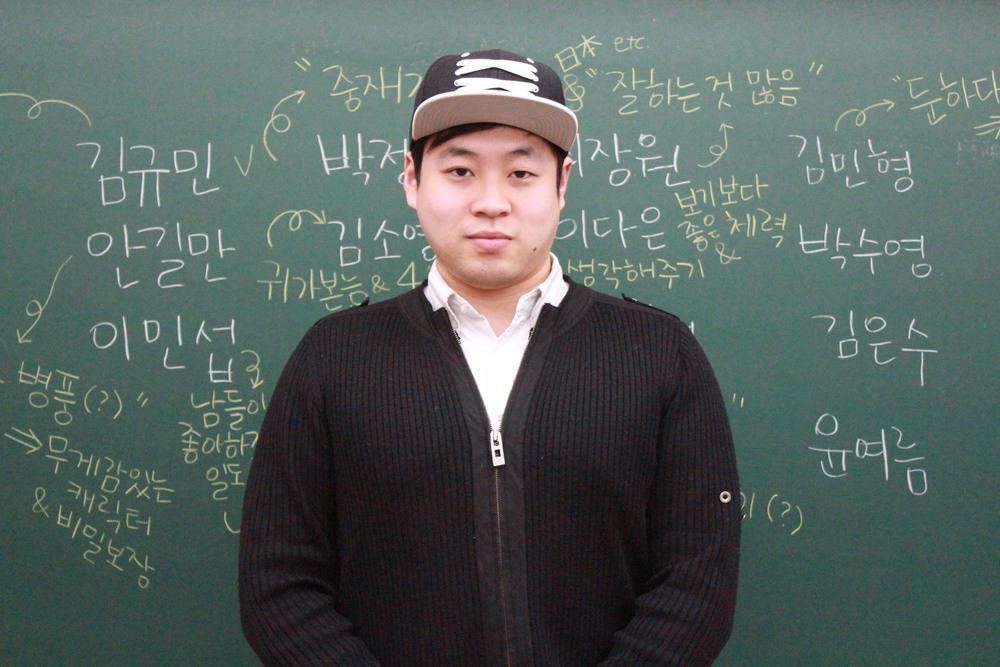 긍정과 가능성의 남자홍현기 멘토  한국외국어대학교 재학