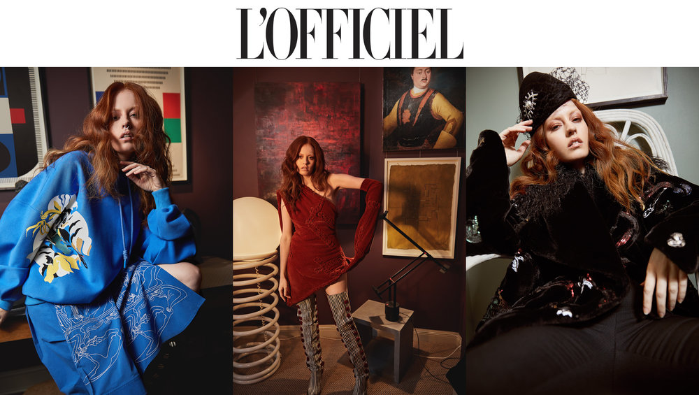thank you l'officiel lithuania