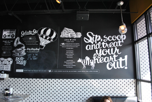 Project:     Milk & Honey - Chattanooga, TN