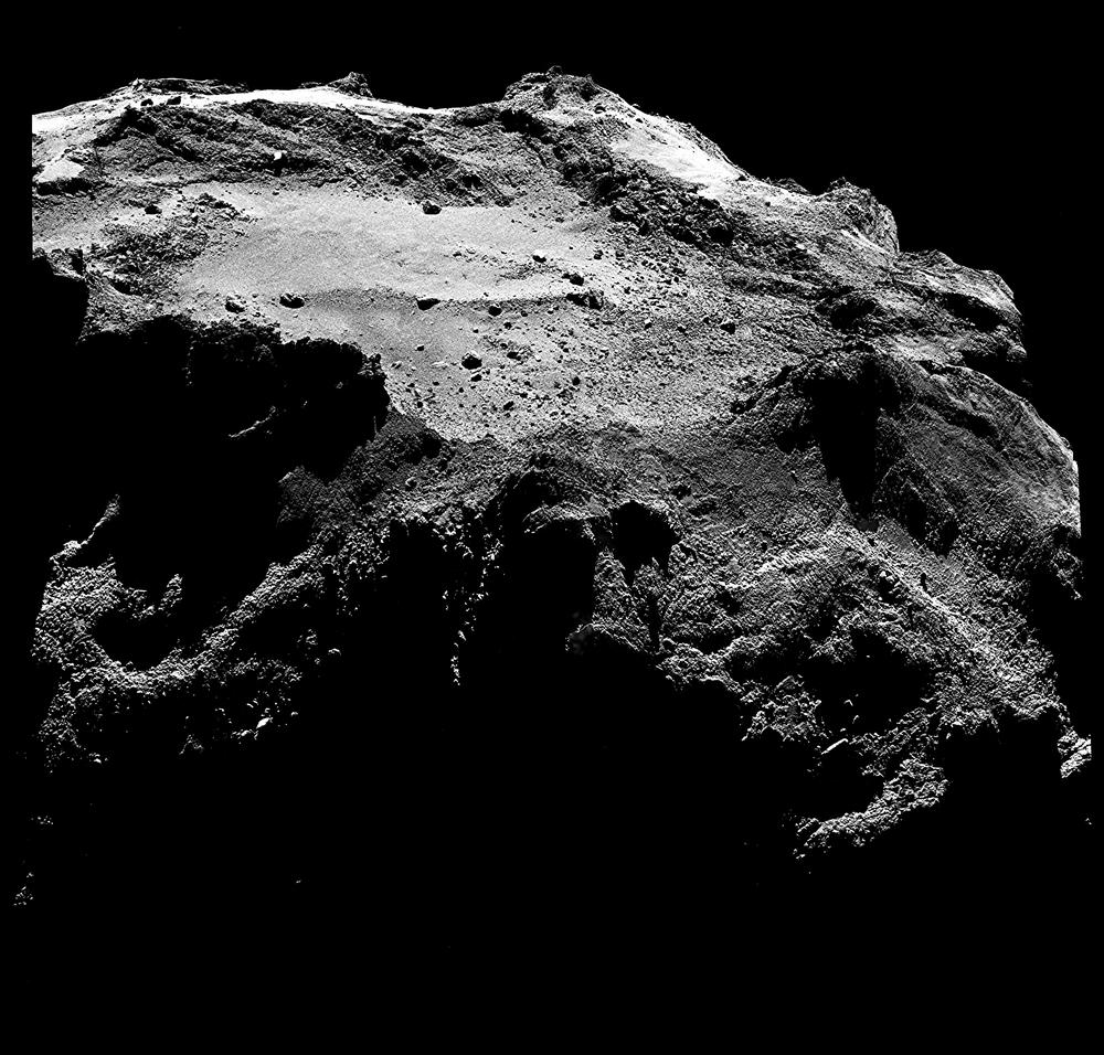Foto: ESA/Rosetta/MPS for OSIRIS Team MPS/UPD/LAM/IAA/SSO/INTA/UPM/DASP/IDA