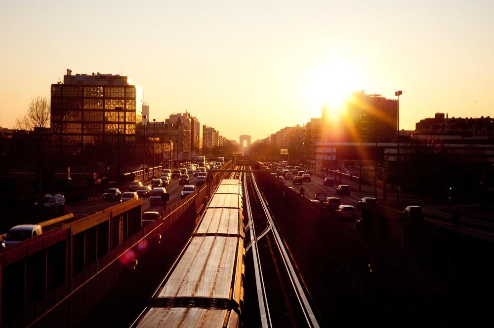 Road to Paris © Geoffrey Arduini